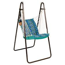 Soft Comfort Algoma Soft Comfort Hanging Chair With Stand Jax Lagoon Lagoon