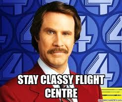 Memes Centre - classy flight centre