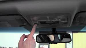 2012 toyota camry power tilt slide moonroof how to by