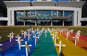 The Flag Of Brazil I Would Have Them Shot U201d How A Resurgence Of Homophobia Threatens