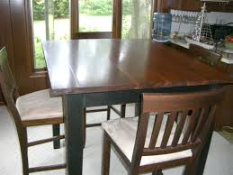 pub table height 42 custom built 42 inch bar table with matching chairs here in for