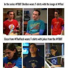Han Shot First Meme - cool meme about cisco from the flash and sheldon from the big bang