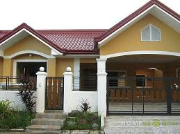 Modern Bungalow House Design With by Bungalow House Design Ideas