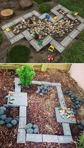 Backyard Play Area Ideas Backyard Diy Race Car Tracks Your Kids Will Love Instantly