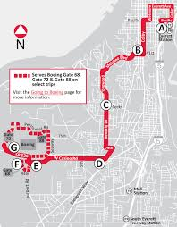 Washington Metro Map Pdf by Route 3 South To W Casino Rd U0026 North To Everett Station Everett