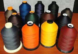 Upholstery Thread 92 Tex 90 Mid Weight Bonded Nylon Poly Upholstery Leather Thread