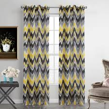 Striped Yellow Curtains Compare Prices On Striped Yellow Curtains Online Shopping Buy Low