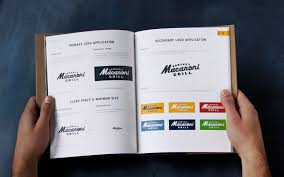macaroni grill brand book superbig creative