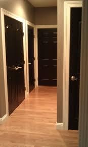 Interior Kitchen Doors Alas 3 Lads Interior Doors Painted Black