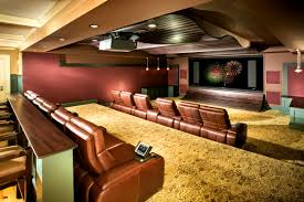 attic home theater room architectures marvellous home entertainment room design ideas