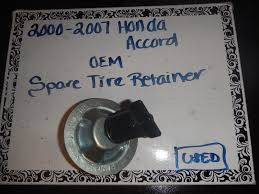 used honda accord tire accessories for sale