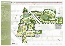 master plan housing development escortsea