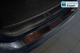 nissan murano z51 towbar bumper protectors abs pu car parts expert