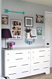 Ideas For Girls Bedrooms Best 25 Wall Decor Ideas On Pinterest Girls Room Paint