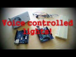 voice controlled lights mike s lab