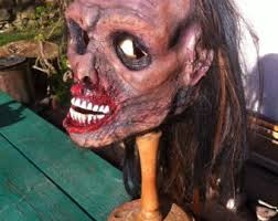 Realistic Halloween Costume Silicone Masks Etsy