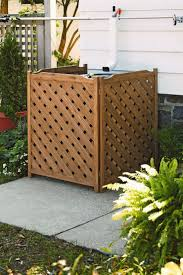 Backyard Garbage Cans by Image Result For Fence Around Trash Cans Trash Hide Pinterest