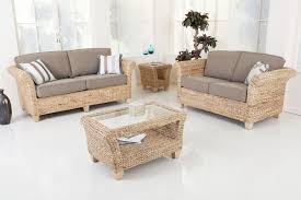 Wicker Settee Replacement Cushions by Furniture Set Of 5 Natural Rattan Walmart Wicker Furniture With
