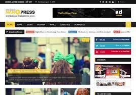 nanopress slider blogger template u2022 blogspot templates 2018