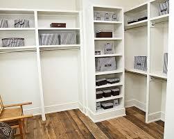 converted 3rd bedroom into walk in ikea closet diy walkin closet