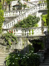 Lake Cuomo Italy Map by Staircase At Villa Carlotta Tremezzo Lake Como Lombardy Italy