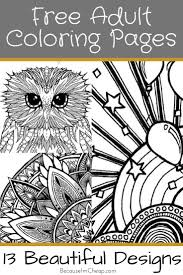362 best art coloring pages printables images on pinterest