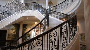 Radius Stairs by Curved Metal Staircase Best Staircase Ideas Design Spiral