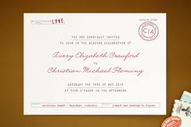 telegram wedding invitation telegram wedding invitations by the social type minted