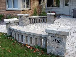 retaining wall landmark landscapes a lincoln landscaping company