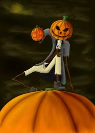 king of the pumpkin patch by kordyne on deviantart