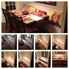 dining room banquette from cramped to comfortable small dining rooms small dining and
