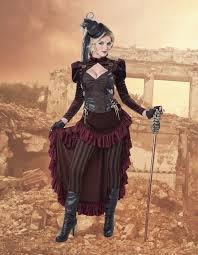 Victorian Halloween Costumes Women Steampunk Costumes Victorian Steampunk Fashion Costumes