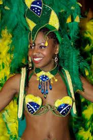 Brazilian Carnival Halloween Costumes Carnaval Rio Janeiro Brazil Colourful Sights