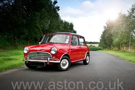 mk1 mini cooper s 1967 for sale from the aston workshop