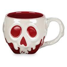 mug vs cup poisoned apple sculptured mug snow white and the seven dwarfs