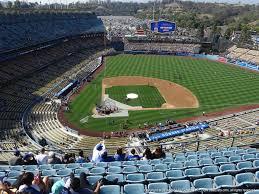 Dodger Stadium Parking Map Los Angeles Dodgers Seating Best Seats At Dodger Stadium
