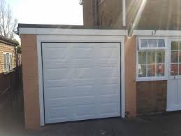 automatic sectional garage door grantham