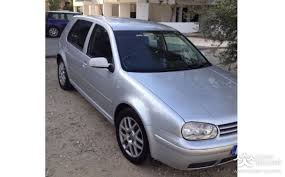 volkswagen golf 2003 hatchback 1 4l petrol manual for sale