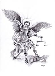13 best saint michael tattoo images on pinterest wicked blood