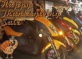 thanksgiving scooter sale sarasota mopeds scooters