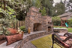 Backyard Grills Reviews by Surprising Outdoor Fireplace And Pizza Oven Photo With Small