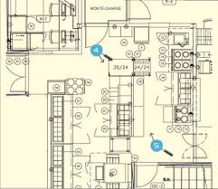 plan cuisine restaurant normes plan cuisine 6m2 en ligne ou linacaire les meilleures restaurant