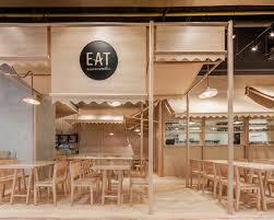 eat rice u0026 noodle restaurant in bangkok by onion u2014 urdesignmag