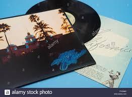 california photo album hotel california album on vinyl by the eagles with original sleeve