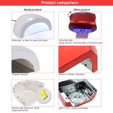 aliexpress com buy new arrival 48w nail dryer uv lamp nail