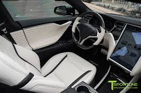 bentley interior black black tesla model s 1 0 custom bentley linen interior