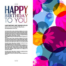 birthday greeting card designs free vector download 13 380 free