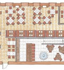 Small Restaurant Floor Plan Restaurant Floor Plan Conceptdraw Samples Floor Plan And Landscape