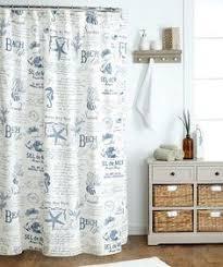 Coastal Shower Curtains Fashionable Coastal Shower Curtains To Bring Side