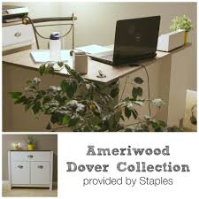 staples office furniture desk ameriwood desk dover collection staples mamamommymom shop